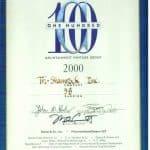 Top 100 Fastest Growing Companies in Utah 2000
