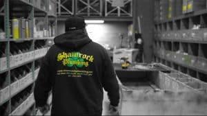 shamrock plumbing office