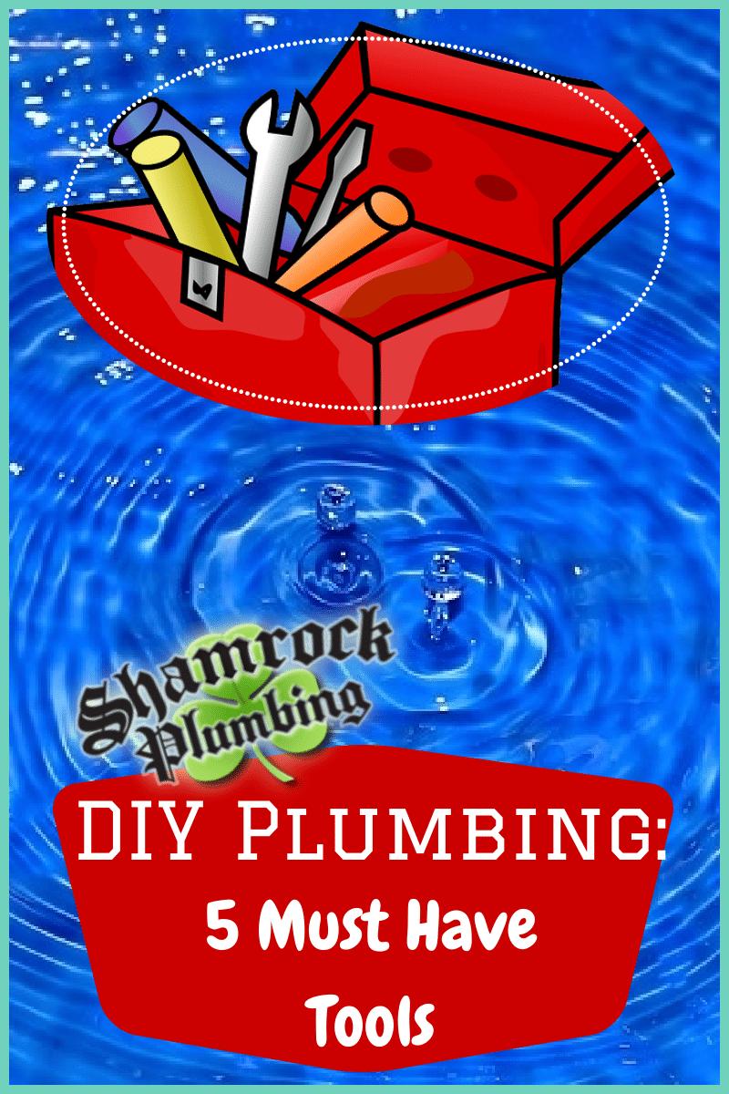 DIY Plumbing shamrock