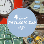 4 great fathers day gifts